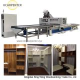 hight quality woodworking cnc machine KCA1325 3-Axis Auto Loading&Unloading Woodworking Machine of cnc routers
