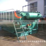 Production and supply of DAF dissolved air flotation equipment in air air flotation machine
