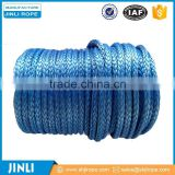 Jinli rope gray/blue/red/black Color altec winch rope boat winch rope
