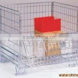 Stackable wire cage