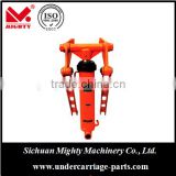component of cylinder amplifier/hydraulic lifting devices/	multi stage long stroke steel scissor lift
