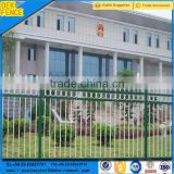Portable Picket Wrought Iron Residence Fence