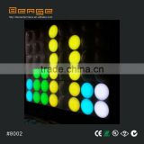 nightclub decoration DJ lighting LED Bubble Wall