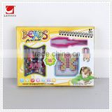 wholesale kids plastic DIY beads toys set/ perler beads
