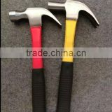 Types of drop forged firm break rocks handle tools hammer