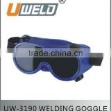 CE AND ANSI STANDARD Flip-Up Solar Auto Darkening Safety Welding Goggle