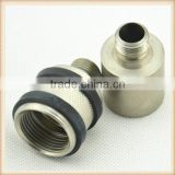 Cixi Factory provide brass steel aluminum metal cnc turning service