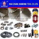 Huazuan wearable granite diamond tools for cutting block