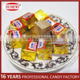 Chocolate Pressed Sweet Candy Cube