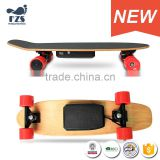 HSJ202 New arrival wholesale electric skateboard with PU wheels
