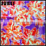 8MM Export orders OEM service 100% Silk burnt-out gauze cloth organza,ladies beautiful summer dress fabric