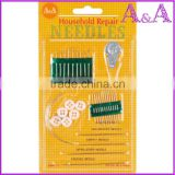 D&D needlework materials hand sewing needles for wool and yarns assorted needles nickel free needles set
