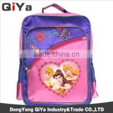 China Suppliers Wholesale Cartoon Printing Doll Students Backpack Kids School Bags For Baby Girls