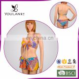 HOT Avant-Garde Hanging Strappy Islamic Swimsuits Islamic Swimwear Muslim Swimwear