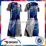 2017 newest design factory direct unique oem basketball uniform