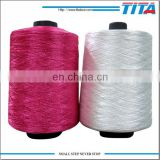 100% polyester embroiery thread super bright 260TPM 1kg/cone