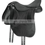 wholesale horse trail saddles - WESTERN TRAIL HORSE BLACK LEATHER SADDLE
