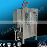 FLK new design steam powered electric generator