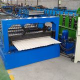 Park Pavilion Materials Steel Sunroof Production Line Roll Forming Machine Metal Pavilion
