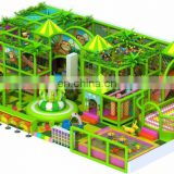Indoor Playground Amusement Park Equipment Large Used