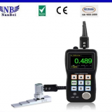0.01mm Resolution Ultrasonic Thickness Gauge
