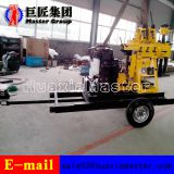China Hot Sale XYX-200 Wheeled hydraulic coring rotary drilling rig