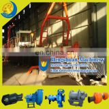 2015 Professional Customized Jet Type River Sand Suction Machine for Gold Mining