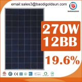 wholesale yingli 270w solar power panel with 12bb 60cells for solar power system