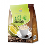 Sinari 3 in 1 Durian White Coffee Instant Coffee