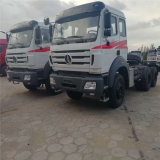 Beiben tractor truck 2638 for coal transport Mongolia