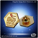 Zodiac Gold Plated Magnetic Name Badges