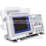 Multifunction PDS8202T 8 Inch high quality digital 200Mhz Oscilloscope 4 channel oscilloscope