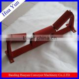 35 degree roller moving bracket for conveyor machine roller skates