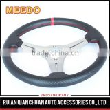 Wholesale customized good quality 12 inch steering wheel