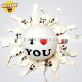 Hot Sale Personalised Wedding Balloons Printing/Custom Printed Baloons