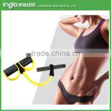 Resistance Band For Arm Leg Chest Expander Exercise Pull Rope With Foot Pedals