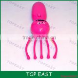 New Electronic vibrating head plastic octopus massager                                                                         Quality Choice
