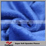 New arrival blue velvet upholstery fabric for Garments/sportswear/dress/curtain/sofa/decoration