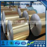 top quality color coated aluminium foil for fin stock