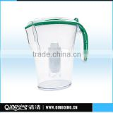Wholesales 3L Ultra-high Filtered Effect and Ultra-low Brita & Water Filter Pitcher QQF-04