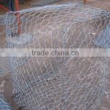 TUV Certification Galvanized river bank protect gabion basket/gabion box(ISO 9001 factory)                                                                                                         Supplier's Choice