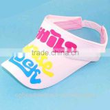 OEM fashion high quality sports custom cheap visor/ sun visor/ auto sun visor accessories