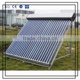 High Quality Split Pressurized Vacuum Heat Pipe Tube Solar Collector                                                                         Quality Choice