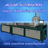 Glue dispensing machine for epoxy resin and silicone resin