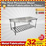 kindle 2014 new professional customized galvanized folding child metal table and chairs