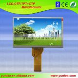 Industrial 800x480 innolux 7inch lcd