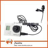 Mini USB Cable Microphone Professional Design for Gopro Hero 3/3+