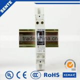DDS7666 single-phase din rail digital electric meter current transformer
