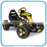 Kids pedal go kart, ride on car, pedal go cart 3-6yrs