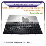 Wholesale price Brand New SP Laptop Keyboard For ACER 5516 5517 5532 Series